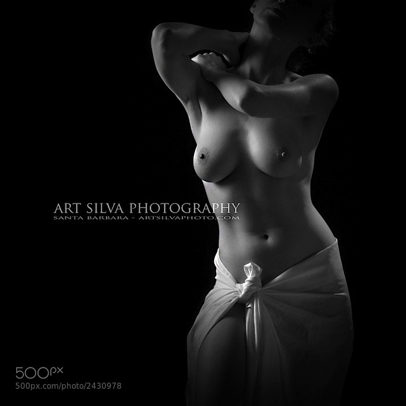Photograph Mused by Art Silva  ...and my ArtNudes on 500px