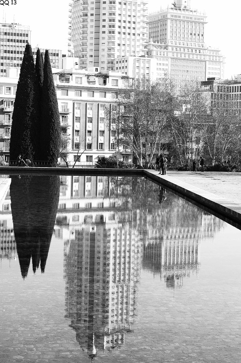 Photograph MADRID REFLECTIONS by Kike Martínez  on 500px