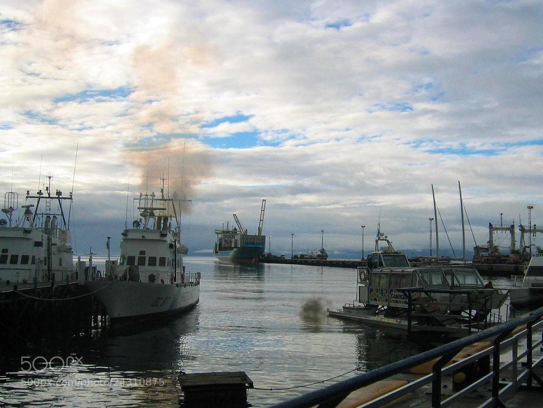 Photograph Puerto Ushuaia by martavrdez on 500px