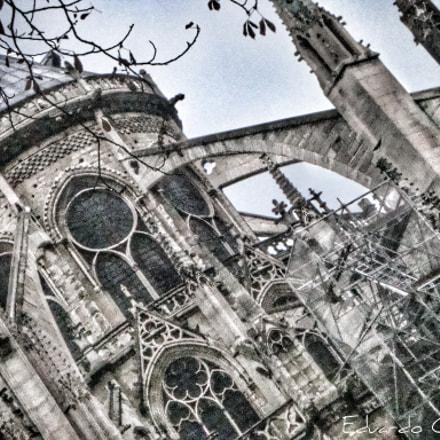 Notre Dame, Sony DSC-W125