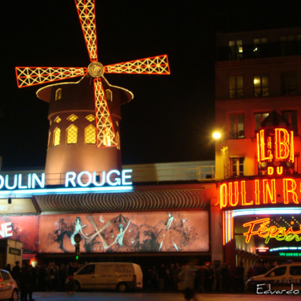 Moulin Rouge, Sony DSC-W125