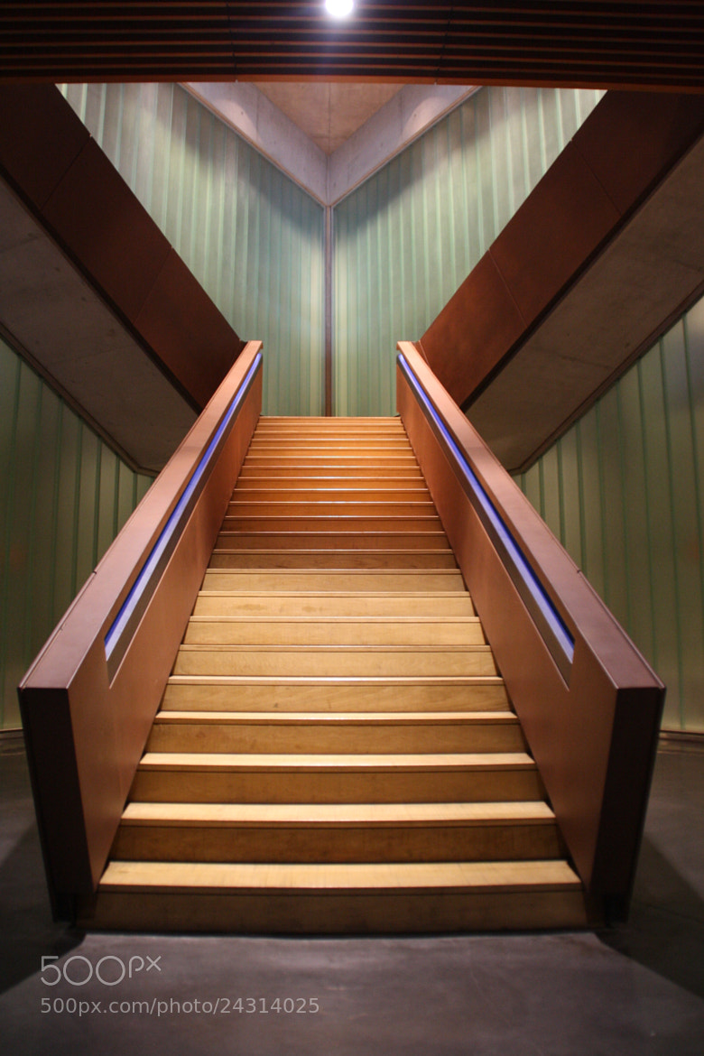 Photograph Upstairs by Diego Víu on 500px