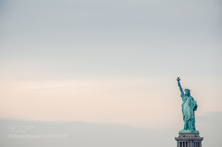 Statue of Liberty by Viswaakshan  (viswaakshan)) on 500px.com