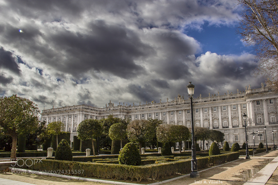 Photograph Royal Palace 3 by Luis Miguel Villalba on 500px