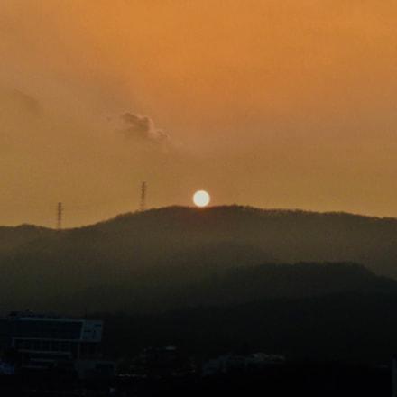 Just Above west mountain, Nikon COOLPIX P900s