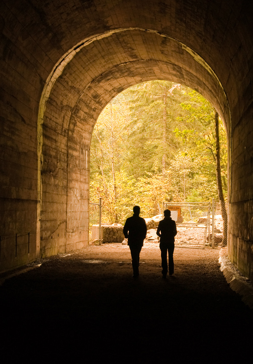 Photograph Tunnel by Chris Oliver on 500px
