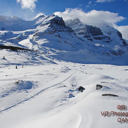 Columbia Icefields, Pentax K-5 II S, smc PENTAX-DA 18-250mm F3.5-6.3 ED AL [IF]