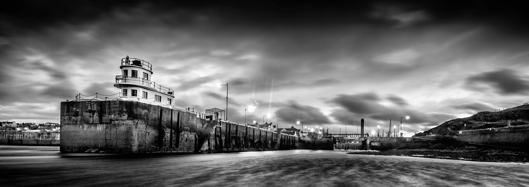 Photograph Peel Harbour by Liam Gilman on 500px