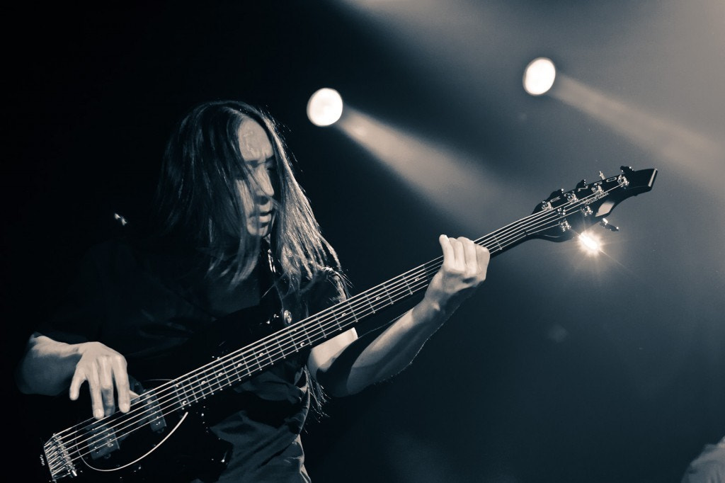Photograph Dream Theater - John Myung by Guy Prives on 500px