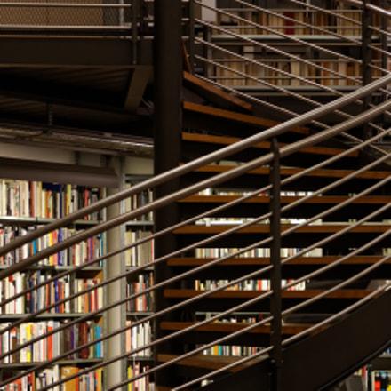 Library, Nikon D7000, AF Zoom-Nikkor 35-70mm f/2.8D