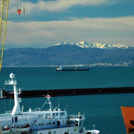 Genova 2018, Nikon D700, AF Zoom-Nikkor 70-300mm f/4-5.6D ED