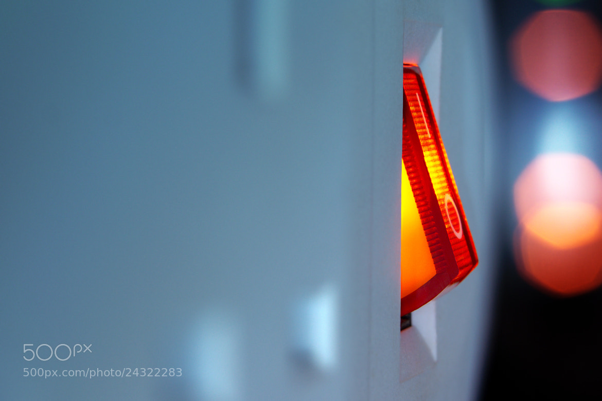 Photograph Switch Off by MinoltaD on 500px