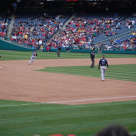 baseball, Nikon D40, AF-S DX Zoom-Nikkor 55-200mm f/4-5.6G ED