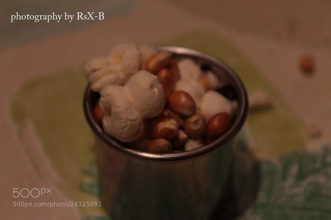 Photograph Pop & Corn by Benjamin Rousseaux on 500px