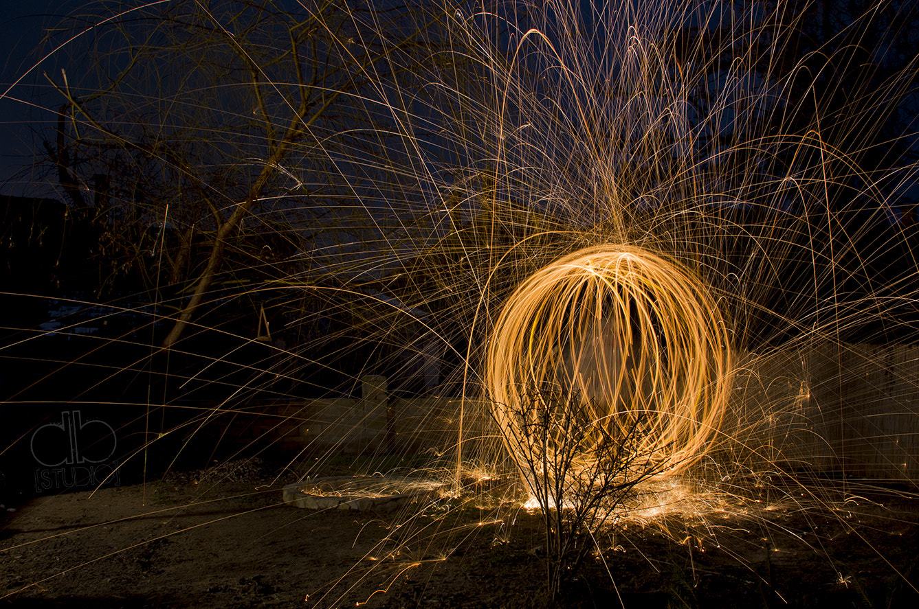 Photograph steel wool project by bALAZS MADAR on 500px