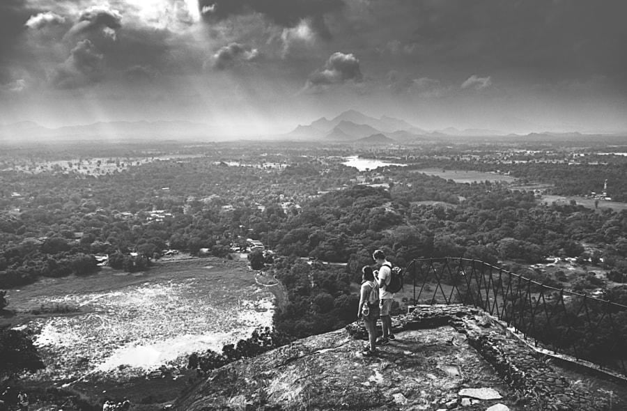 Atop the Sigiriya Rock Fortress, Sri Lanka #24 by Son of the Morning Light on 500px.com