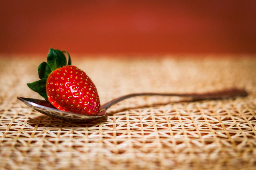 Twenty #Projet365 Life of the strawberry