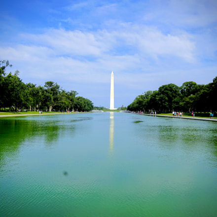 Washington Monument, Sony ILCE-6300, Sigma 19mm F2.8 [EX] DN