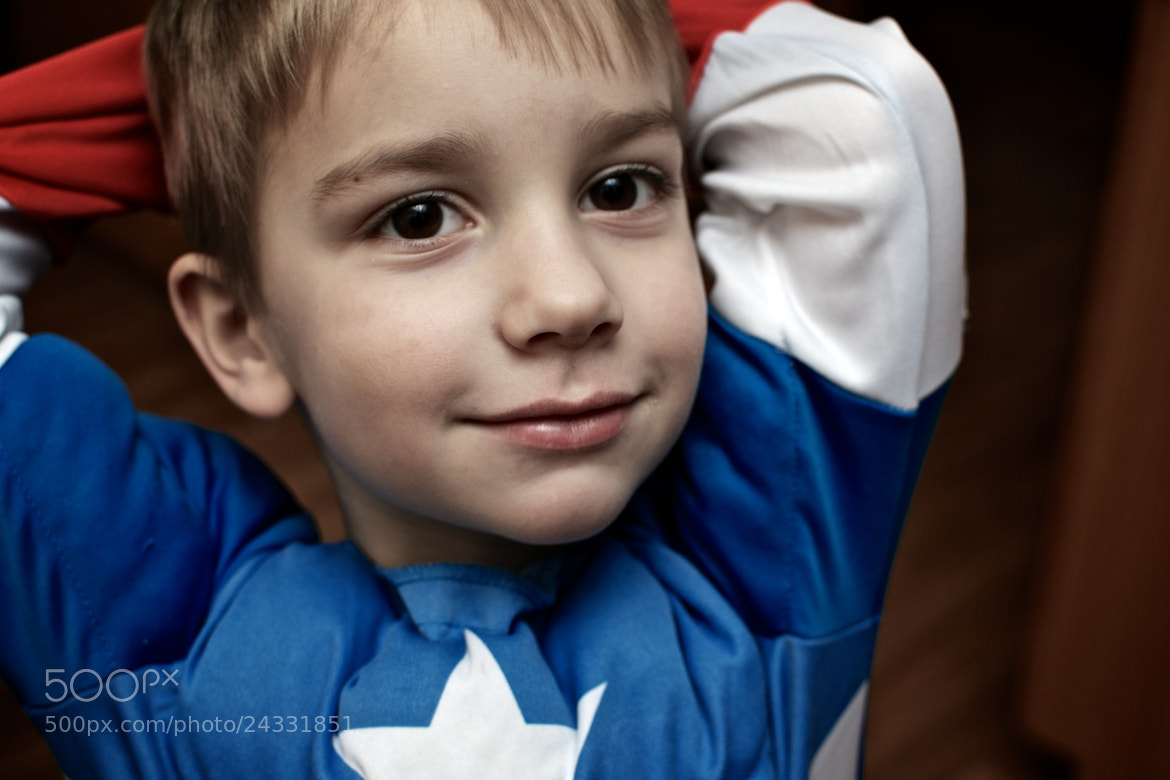 Photograph Captain America by Shayne S on 500px