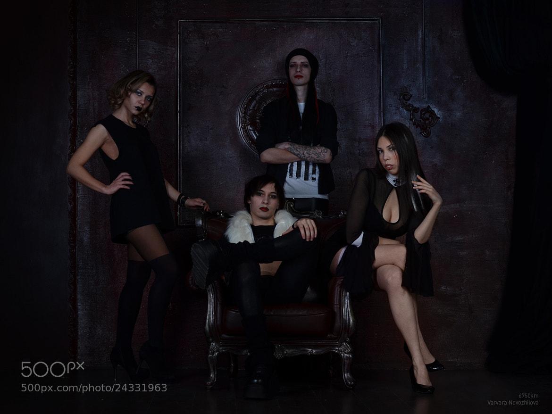 Photograph Mary Jane Jones Band by Varvara Novozhilova on 500px