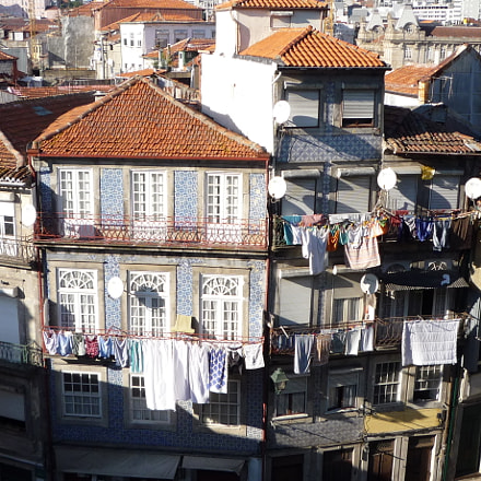 Someplace in Porto, Panasonic DMC-LZ8