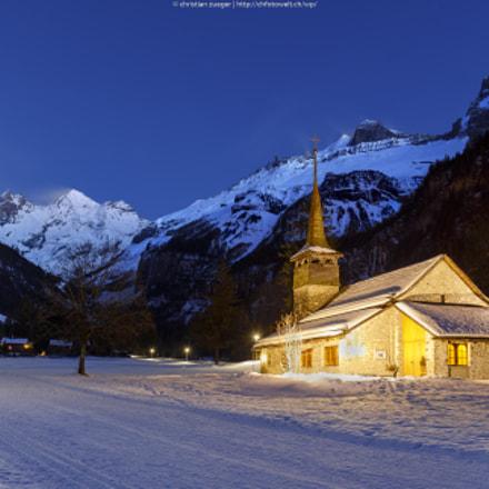 Night at Kandersteg