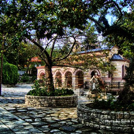 Monastery..., Sony DSC-W130