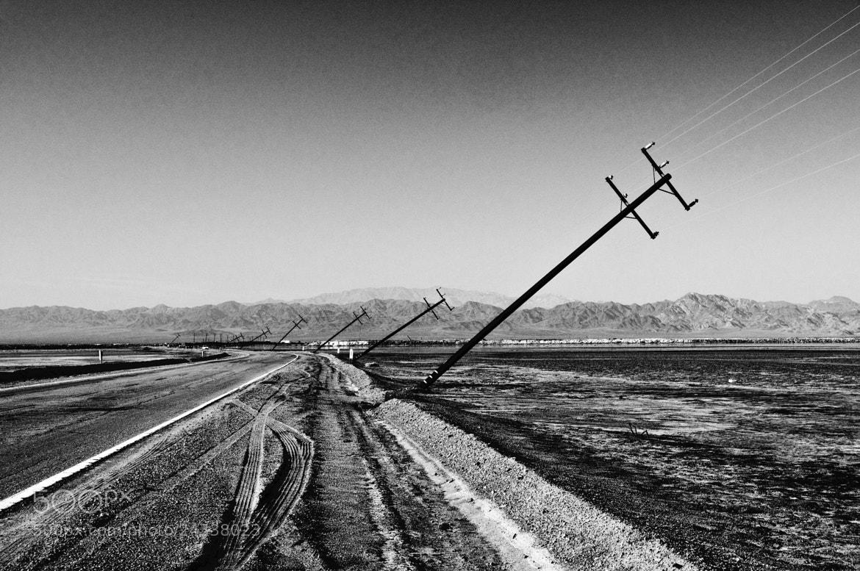 Photograph Wet Desert by Mario Lichacz on 500px