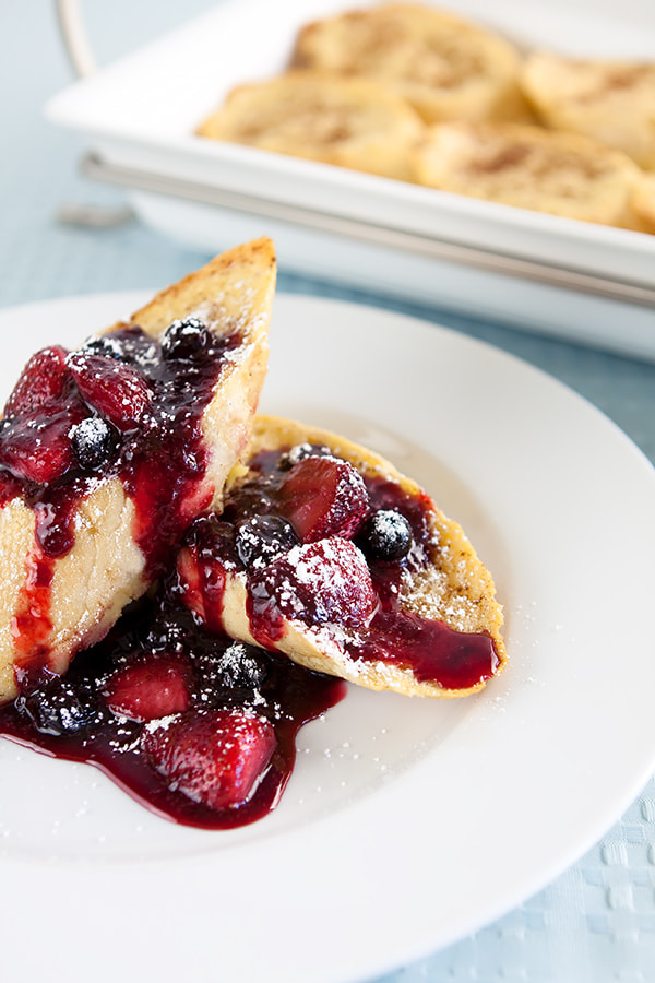 Photograph Berry French Toast by Steve Bullock on 500px