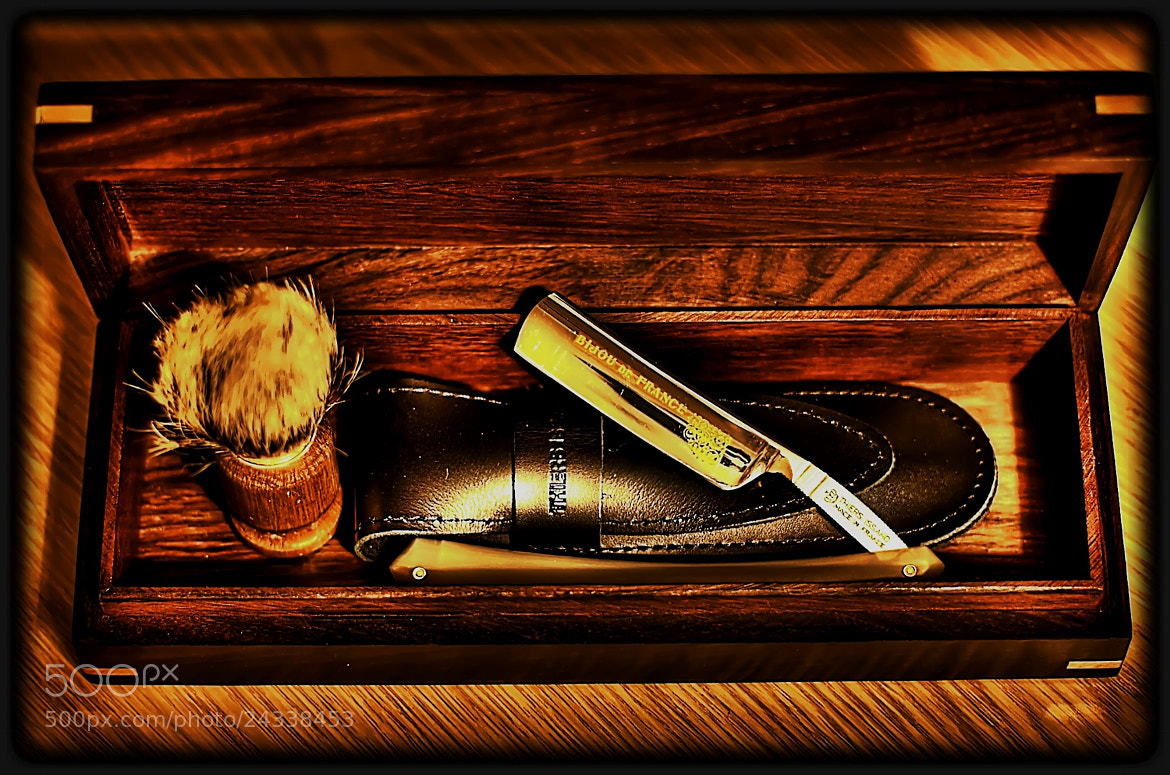 Photograph JaMes Bond......Cut Throat RaZor.... by Ali KoRdZaDeh on 500px