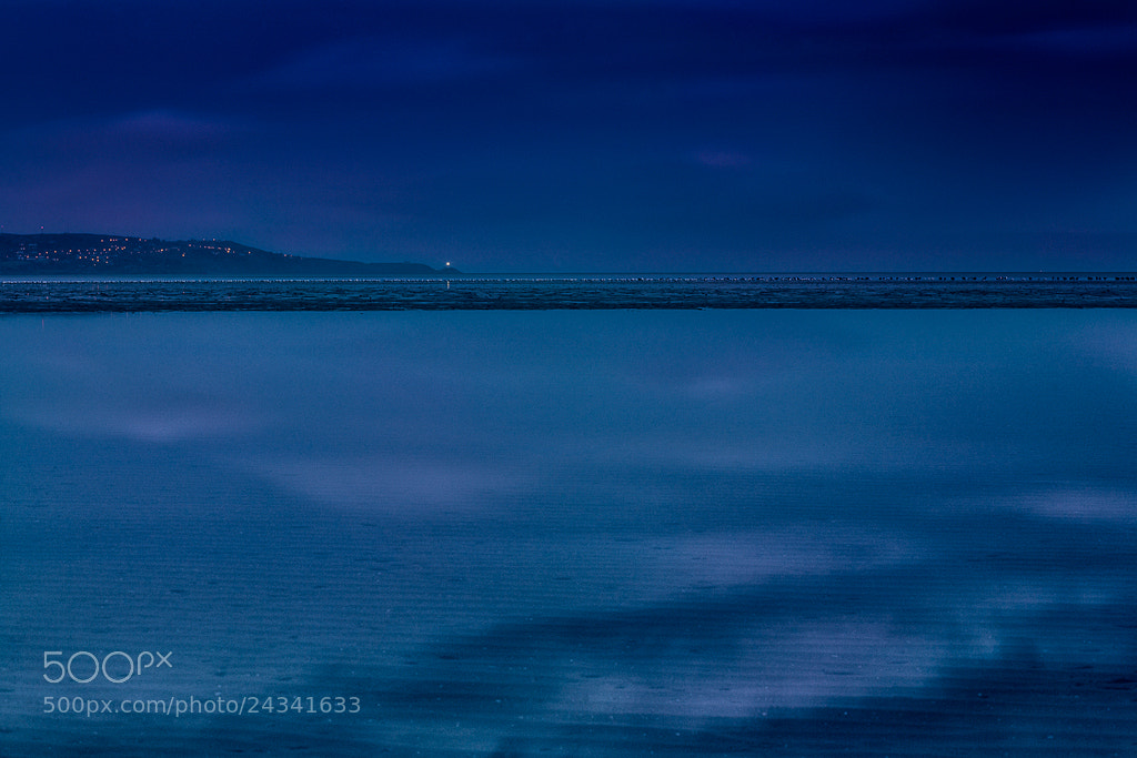 Photograph Calmed night by Living Picture  on 500px