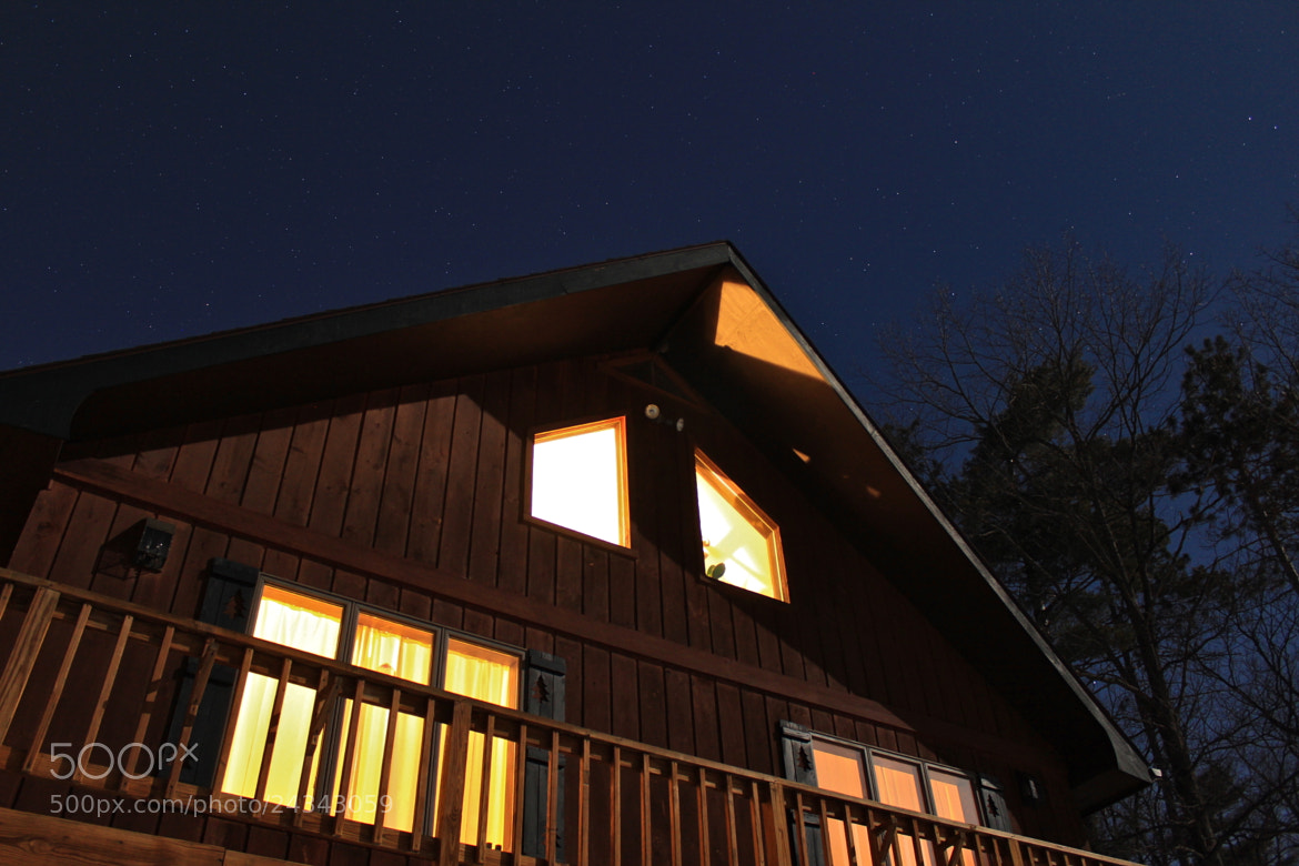 Photograph Moonlite Chalet by Evan Williams on 500px