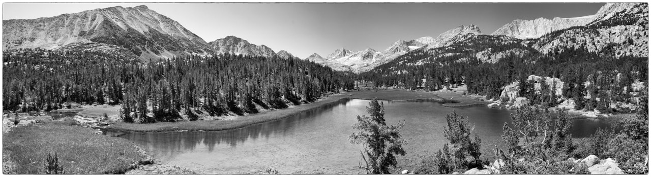 Photograph Eastern Sierras Lake by Mitch Baxter on 500px