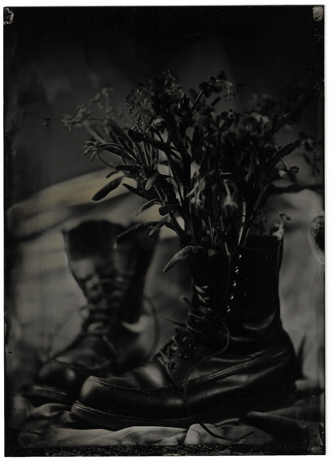 Flowers & Boots 1.21.18