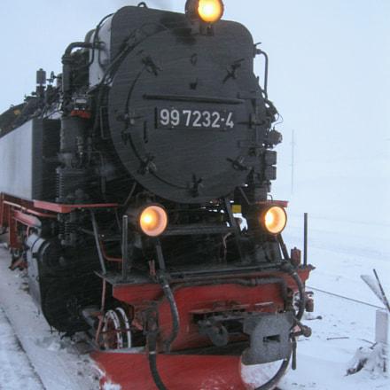 Harzer Schmalspurbahn, Canon POWERSHOT A3000 IS