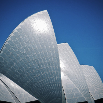 Opera house, Nikon COOLPIX AW110