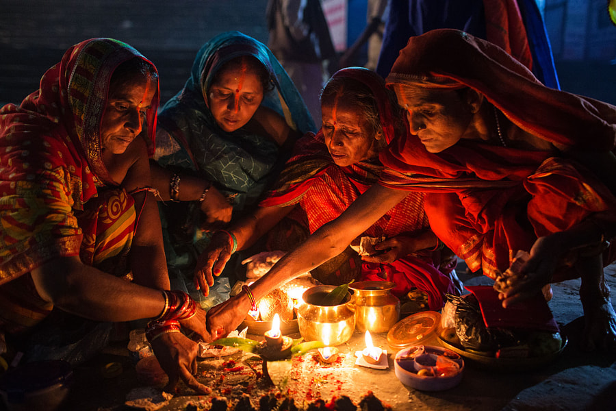 Rituals - Sonepur Mela, India by Maciej Dakowicz on 500px.com