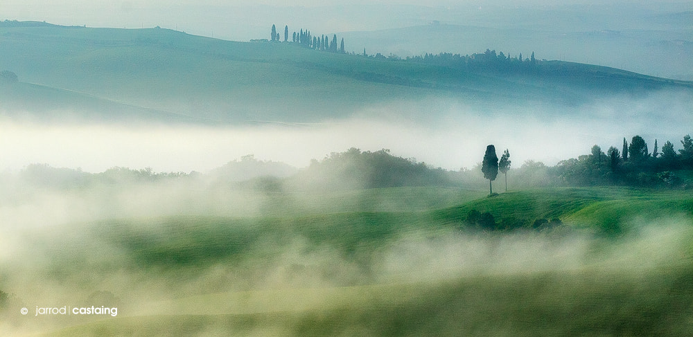 Photograph Misty Morning by Jarrod Castaing on 500px