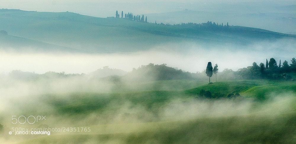 Photograph Misty Morning by Jarrod Castaing on 500px