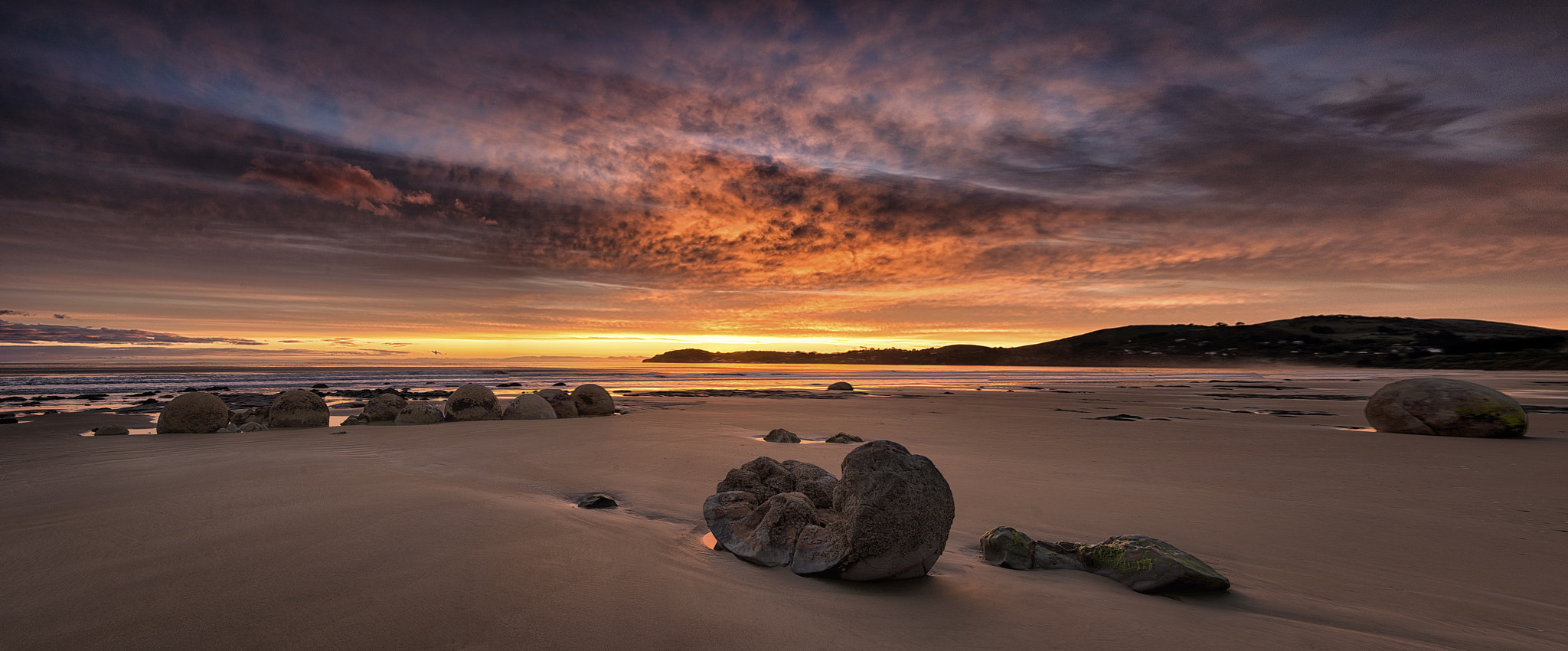 Photograph Moeraki Sunrise by Jay Daley on 500px