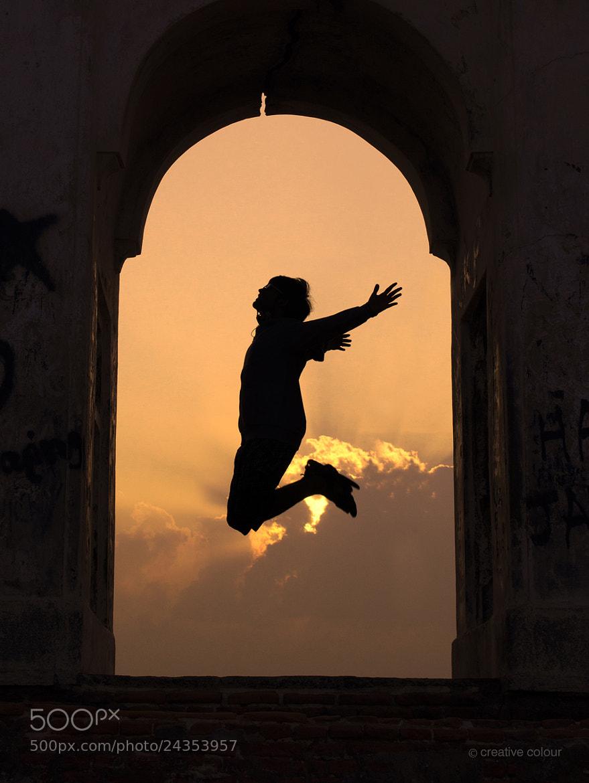 Photograph silhouette by Raj kumar on 500px