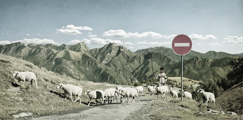 Photograph Pas d'entrée by Luis Ferreiro on 500px