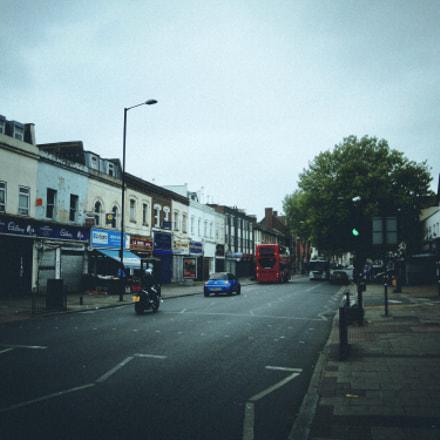 Streets of London, Nikon COOLPIX S640