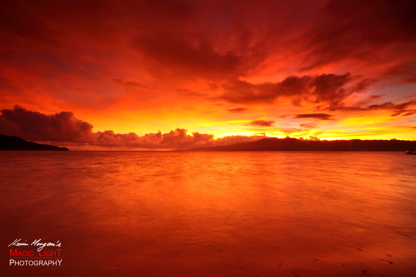 Photograph Skies of Flame by Kevin Morgan on 500px