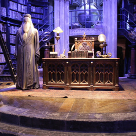Dumbledores office, Canon EOS-1DS MARK II, 28.0 - 135.0 mm