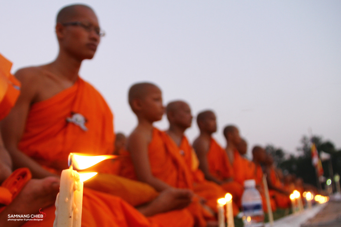 Photograph 20000 Monks wish to our king Norodom by samnang chieb on 500px