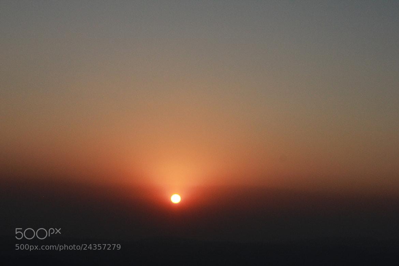 Photograph Sun set at Kundadri by Sharath Ravindranath on 500px