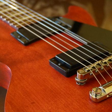 Gibson Les Paul LPJ, Sony NEX-VG30E, Sony E 18-55mm F3.5-5.6 OSS