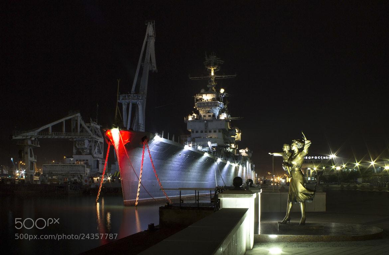 Photograph Novorossiysk port by INNA SAYGALO on 500px