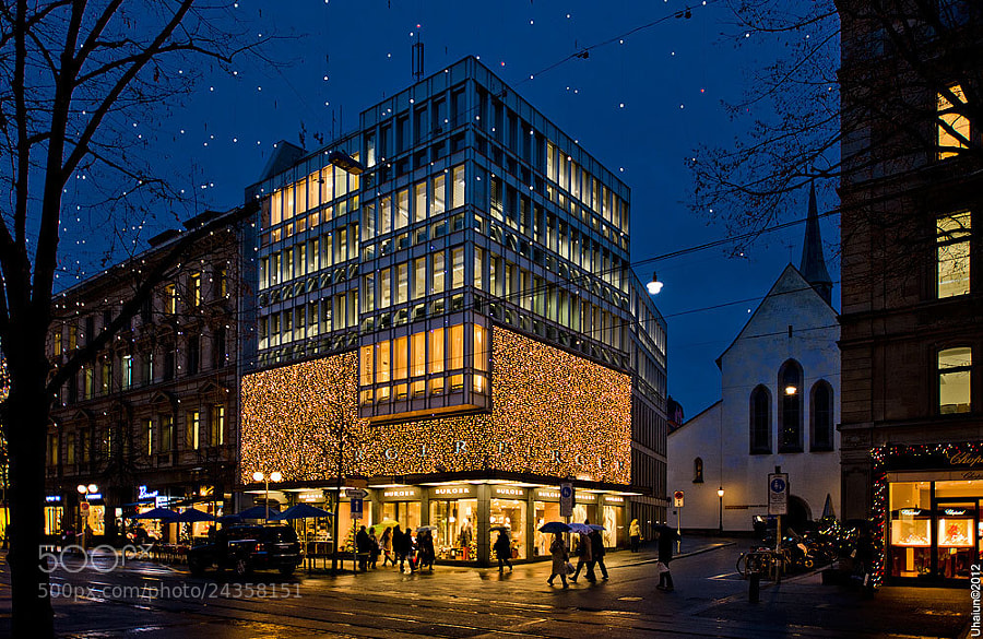 Photograph Xmas in Zurich by Vladimir Popov / Uhaiun on 500px